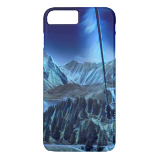 Funda Para iPhone 8 Plus/7 Plus A través de las colinas