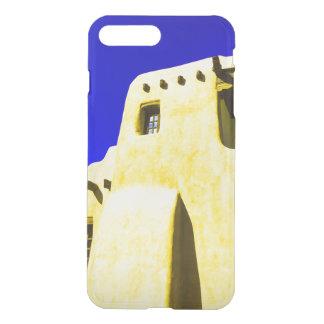 Funda Para iPhone 8 Plus/7 Plus Adobe en azul y amarillo