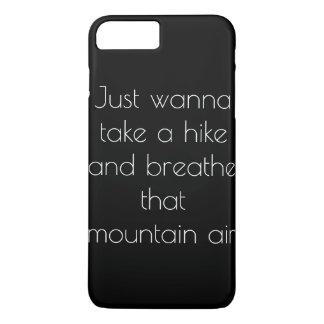 Funda Para iPhone 8 Plus/7 Plus Aire de la montaña
