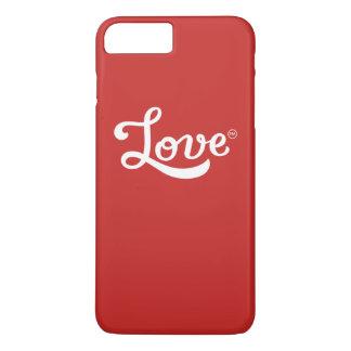 Funda Para iPhone 8 Plus/7 Plus Amor TM