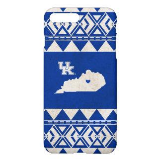 Funda Para iPhone 8 Plus/7 Plus Amor tribal del estado de Kentucky el |