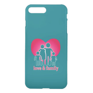Funda Para iPhone 8 Plus/7 Plus Amor y familia