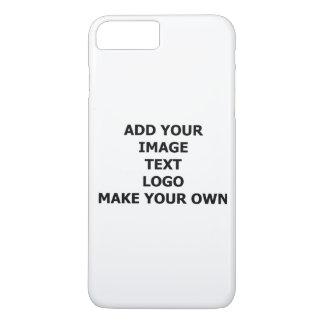 Funda Para iPhone 8 Plus/7 Plus Añada su propia imagen, nombre, texto o logotipo
