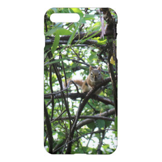 Funda Para iPhone 8 Plus/7 Plus Ardilla en un árbol