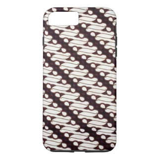Funda Para iPhone 8 Plus/7 Plus arjuna 050 del batik