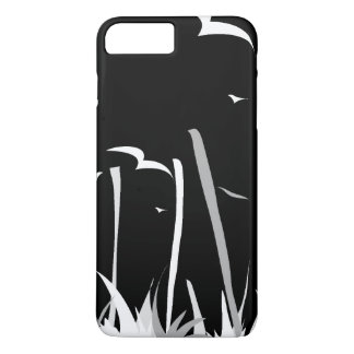Funda Para iPhone 8 Plus/7 Plus Bambú y pájaros