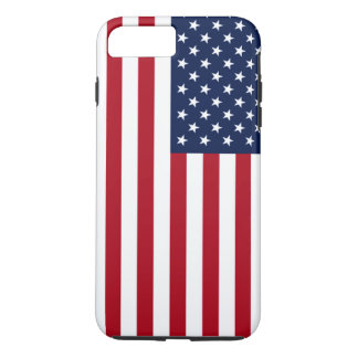 Funda Para iPhone 8 Plus/7 Plus Bandera americana