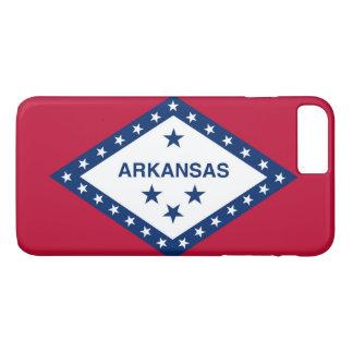 Funda Para iPhone 8 Plus/7 Plus Bandera de Arkansas