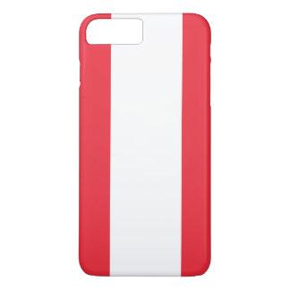 Funda Para iPhone 8 Plus/7 Plus Bandera de Austria