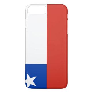 Funda Para iPhone 8 Plus/7 Plus Bandera de Chile