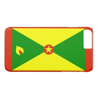 Funda Para iPhone 8 Plus/7 Plus Bandera de Grenada