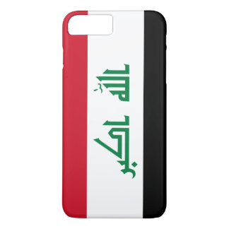 Funda Para iPhone 8 Plus/7 Plus Bandera de Iraq