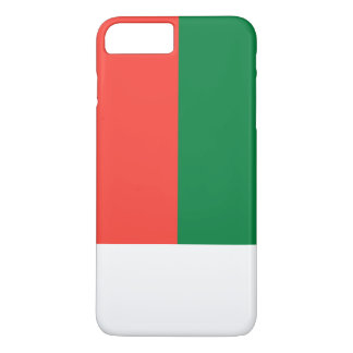 Funda Para iPhone 8 Plus/7 Plus Bandera de Madagascar