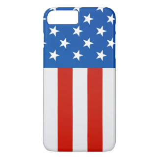 Funda Para iPhone 8 Plus/7 Plus Bandera nacional de Estados Unidos