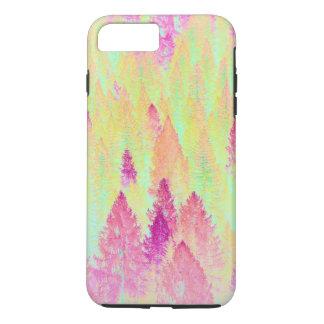 Funda Para iPhone 8 Plus/7 Plus Bosque pintado