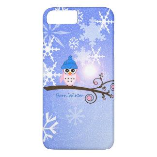 Funda Para iPhone 8 Plus/7 Plus Brrr… invierno