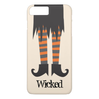 Funda Para iPhone 8 Plus/7 Plus Bruja traviesa Halloween divertido