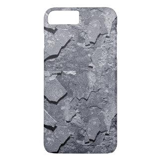 Funda Para iPhone 8 Plus/7 Plus Caja concreta rota simulada Grunge del iPhone