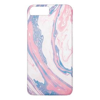 Funda Para iPhone 8 Plus/7 Plus Caja de mármol del teléfono de la impresión