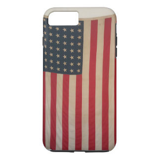 Funda Para iPhone 8 Plus/7 Plus Caja del teléfono de la bandera americana
