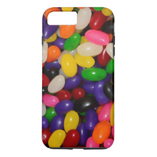 Funda Para iPhone 8 Plus/7 Plus Caja del teléfono de la haba de jalea de la