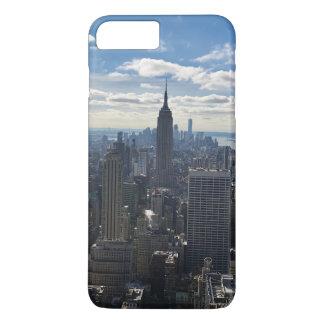 Funda Para iPhone 8 Plus/7 Plus Caja del teléfono de Nueva York - estado del