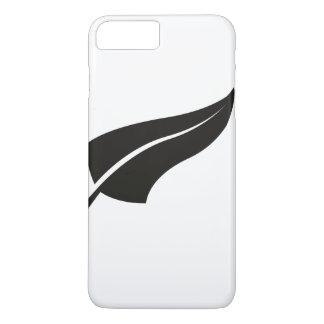 Funda Para iPhone 8 Plus/7 Plus Caja del teléfono del helecho de Nueva Zelanda