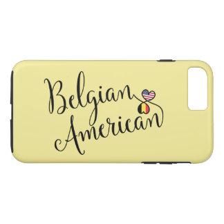 Funda Para iPhone 8 Plus/7 Plus Caja entrelazada americano belga del teléfono