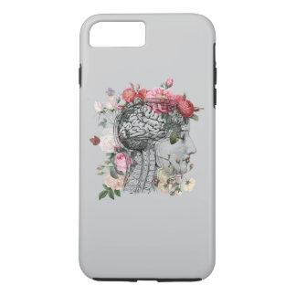 Funda Para iPhone 8 Plus/7 Plus Caja hermosa del teléfono del cerebro - cerebro