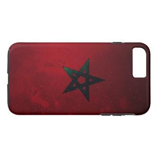 Funda Para iPhone 8 Plus/7 Plus caja marroquí de la bandera