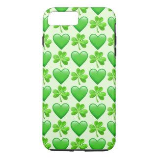 Funda Para iPhone 8 Plus/7 Plus Caja más del teléfono del iPhone 7 afortunados de