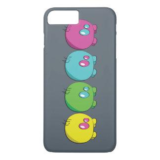 Funda Para iPhone 8 Plus/7 Plus Caja multicolora del teléfono de Pogo O.o