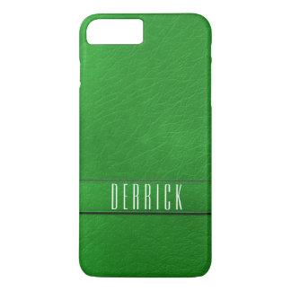 Funda Para iPhone 8 Plus/7 Plus Caja verde personalizada del teléfono de la