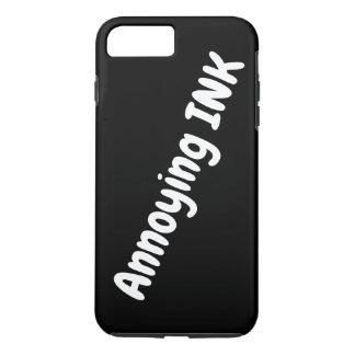 Funda Para iPhone 8 Plus/7 Plus Cajas molestas del teléfono de la tinta
