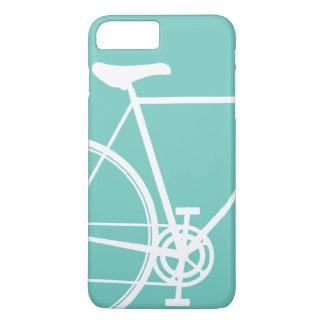Funda Para iPhone 8 Plus/7 Plus Casamata abstracta Barely There de la bicicleta de