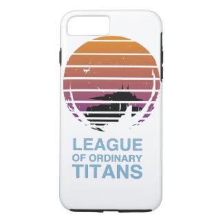 Funda Para iPhone 8 Plus/7 Plus Caso alterno de la liga