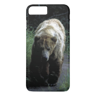 """Funda Para iPhone 8 Plus/7 Plus Caso Barely There para el iPhone 7+ """"Oso grizzly """""""