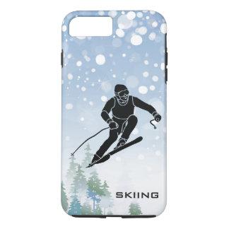 Funda Para iPhone 8 Plus/7 Plus Caso de esquí del iPhone 7 del diseño