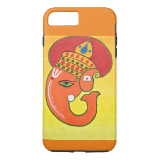 Funda Para iPhone 8 Plus/7 Plus caso de Ganesha del iphone