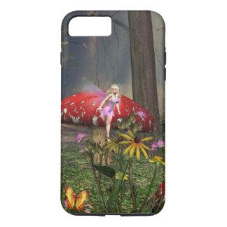 Funda Para iPhone 8 Plus/7 Plus Caso de hadas del iPhone 7 del bosque