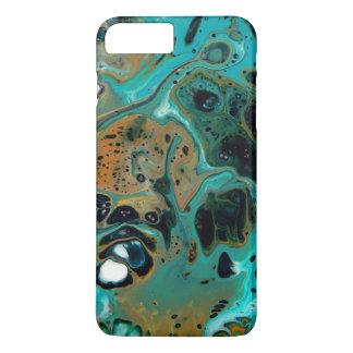 """Funda Para iPhone 8 Plus/7 Plus Caso de la pintura del extracto """"de un nuevo"""