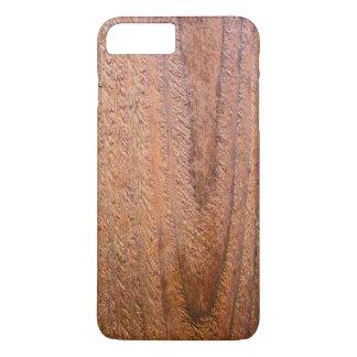 Funda Para iPhone 8 Plus/7 Plus Caso de madera del teléfono del primer