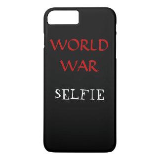 Funda Para iPhone 8 Plus/7 Plus Caso de Selfie Iphone 7 de la guerra mundial