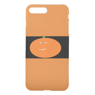 Funda Para iPhone 8 Plus/7 Plus Caso del iphone de la calabaza de Halloween