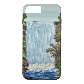 Funda Para iPhone 8 Plus/7 Plus Caso del iPhone de la cascada