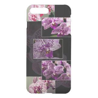 Funda Para iPhone 8 Plus/7 Plus Caso del iPhone de la orquídea