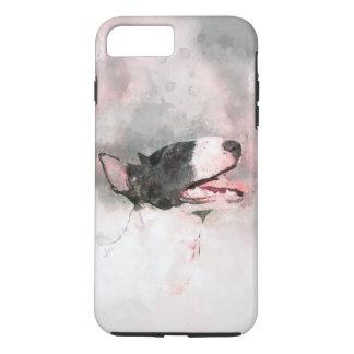 Funda Para iPhone 8 Plus/7 Plus Caso del iPhone de la pintura de la acuarela de