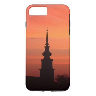 Funda Para iPhone 8 Plus/7 Plus Caso del iphone de la puesta del sol