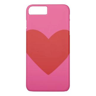 Funda Para iPhone 8 Plus/7 Plus Caso del iPhone del corazón del regalo del el día
