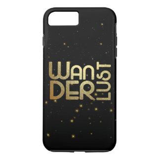 FUNDA PARA iPhone 8 PLUS/7 PLUS CASO DEL WANDERLUST IPHONE